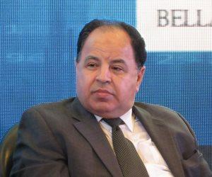 وزير المالية: الضرائب كانت تقضى على زيادات المرتبات والتعديلات عالجت التشوهات