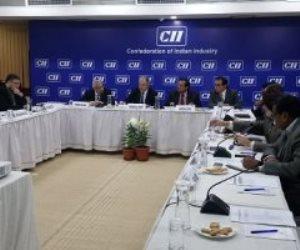 تفاصيل اجتماع اتحاد الصناعات وهيئة الاستثمار الهندية.. النمو الاقتصادي على رأس الطاولة