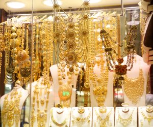 أسعار الذهب اليوم.. عيار 21 يسجل 822 جنيها للجرام