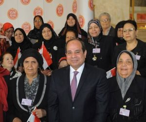 2018 «عام تشريعات» المرأة المصرية.. السيسي ينتصر للتاء المربوطة