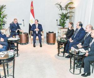 مكاسب زيارات الرئيس للخارج.. السيسي يحفز الشركاء الأجانب على التوسعات الاستثمارية في مصر