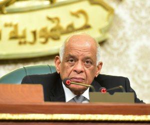 رئيس البرلمان مادحا «السجيني»: «أرى فيك مشروع نائب قد اكتمل»