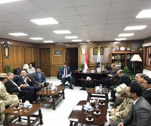 المحرصاوي يثمن جهود القوات المسلحة في تثقيف طلاب جامعة الأزهر