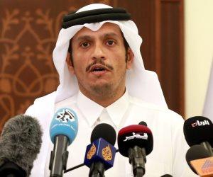 سخرية خليجية من وزير خارجية قطر بسبب «الجهل» (صور)