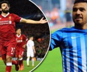 حصاد المحترفين المصريين بالملاعب الأوروبية أمس الإثنين 18-2-2019