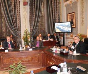 لدينا أساس دستوري راسخ.. وكيل البرلمان يتحدث لوفد الحوار الأمريكي- المصري عن حقوق الإنسان