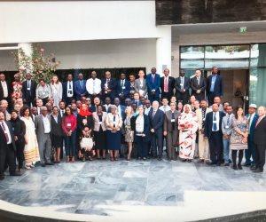 دور القضاء المصري في دعم القضاة الأفارقة لمواجهة قضايا الإتجار بالبشر والهجرة