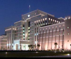 لماذا حذفت «داخلية قطر» تغريدتها بشأن سقوط برج الإرسال؟ (صور)