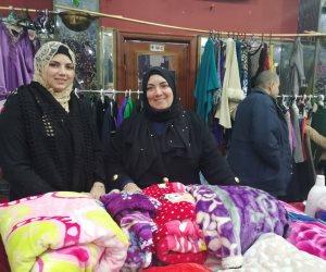 """حقق حلمك مع تنمية المشروعات.. قصة نجاح مشروع ملابس """"هدير"""" في كفر الشيخ"""