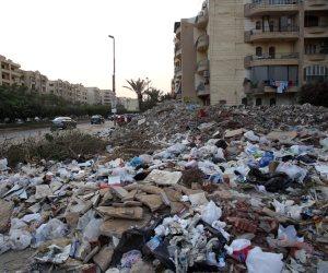 «حدائق الأهرام» ضحية الخلاف بين حي الهرم والجمعية