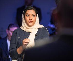 ريما بنت بندر أول امرأة سعودية في مهمة صعبة: الأمر مُفرح للغاية