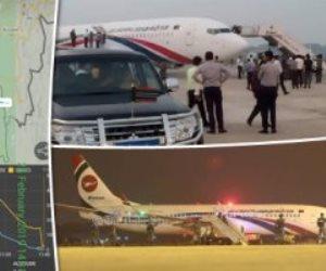 القصة الكاملة لفشل محاولة اختطاف طائرة في طريقها إلى دبي (فيديو صور)