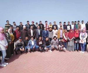 ماذا قال شوشة لشباب المناطق الحدودية عن سيناء؟.. ورسالة بشأن القيادة السياسية