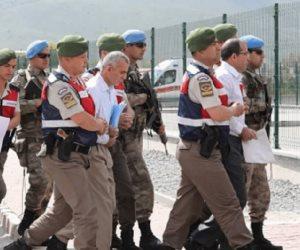 أردوغان يحول بلاده إلى معتقل كبير.. قائمة جديدة في سجون أنقرة