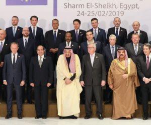 مستقبل العرب بأيدٍ مصرية.. قراءة في الصحف السعودية عن القمة العربية الأوروبية