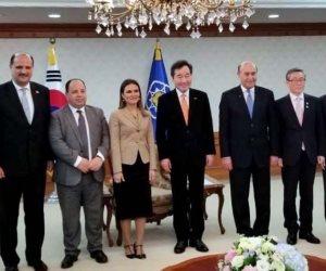 رئيس وزراء كوريا الجنوبية: مصر تشهد نموا اقتصاديا ونعمل على زيادة حجم الاستثمارات بها