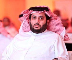 أول تعليق من تركي آل الشيخ على قرار تأجيل مباراة بيراميدز مع الأهلي في الكأس
