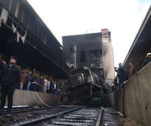 بعد هروبه للمنوفية.. إلقاء القبض على سائق القطار المتسبب في حادث محطة مصر