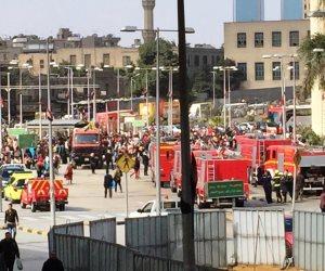 النائب العام يأمر بالتحقيق في حادث محطة مصر