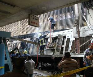 الحكومة: 80 ألف جنيه لحالة الوفاة و25 ألفا لكل مصاب بحريق محطة مصر