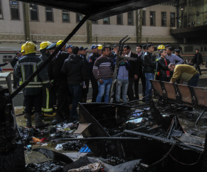 الإهمال والقتل وجهان لعملة واحدة.. كيف تسببت خناقة سائقين في وقوع حادث محطة مصر؟