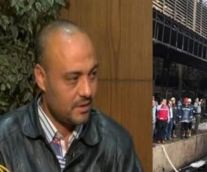 سائق قطار حادث محطة مصر.. بين عقوبة الإعدام وجنحة الإهمال