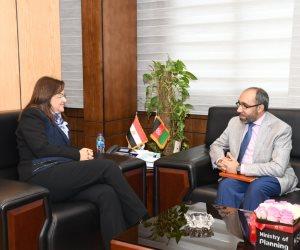 هل تنتقل التجربة المصرية في الإصلاح الإداري لأفغانستان؟.. وزيرة التخطيط تجيب