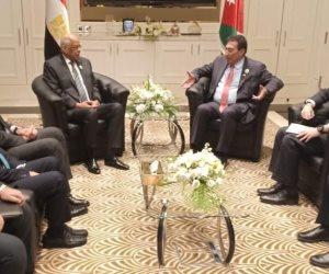 عبدالعال لرئيس البرلمان الأردني: ليس هناك أكثر من القضية الفلسطينية لجمع العرب حول كلمة