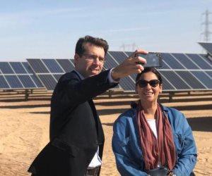 فودافون مصر تتجه بنسبة 100% لمصادر الطاقة المتجددة  2020