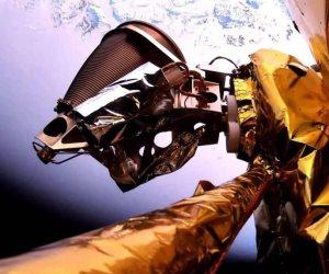 """""""إيجيبت سات A"""".. أول صور للقمر الصناعي المصري في الفضاء"""