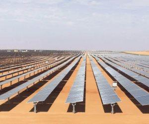 خلال أيام.. افتتاح أكبر محطة للطاقة الشمسية بالعالم في أسوان