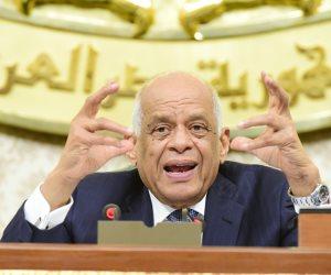 رئيس البرلمان يداعب زعيم الأغلبية: «سيطر على أعضائك»