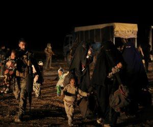 بضاعته ردت إليه.. العراق يسلم 800 طفل وامرأة «دواعش» من أصل تركي لأردوغان