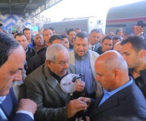 وزير النقل: بوابات إلكترونية مشابهة للمترو في السكة الحديد