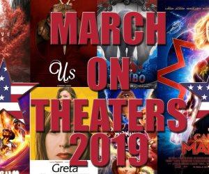لعشاق الشاشة الفضية.. قائمة أعمال سينمائية تدخل دور العرض في نهاية مارس