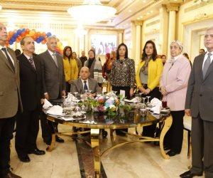 مايا مرسي: المرأة المصرية خط الدفاع الثالث لمصر بعد الجيش والشرطة