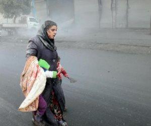 لعيد الأم وجوه كثيرة.. أمهات تحت القصف في عيدهن
