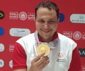 81 ميدالية متنوعة نصيب بعثة مصر فى الاولمبياد الخاص العالمى بأبو ظبى