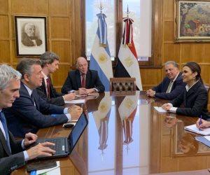 رؤية الشركات الأرجنتينية لمصر: هذا هو الوقت المناسب للاستثمار فيها