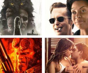 أعمال سينمائية تدخل دور العرض فى العشر الأوائل من إبريل.. تعرف على أبرزها