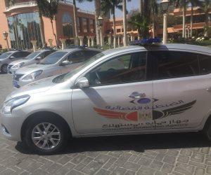 """""""اقفش مخالف"""".. الصور الأولى لسيارات الضبطية القضائية لجهاز حماية المستهلك"""