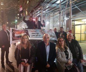 النادي الثقافي المصري في نيويورك والهيئة القبطية ينظمان فعاليات حاشدة لاستقبال الرئيس السيسى (صور)
