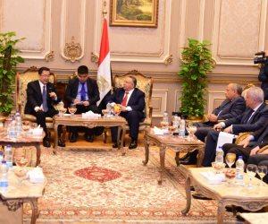 شهادة صينية داخل البرلمان: السيسي جنب مصر تداعيات «الربيع العربي» وحقق إنجازات كبيرة