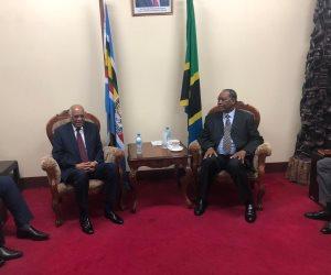وزير خارجية تنزانيا لـ«عبدالعال»: ساندت أصدقائها الأفارقة منذ عهد الزعيم عبدالناصر