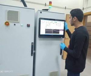 «مخترع حلوان».. طالب يبتكر شبكة توليد كهرباء من المياه (فيديو وصور)