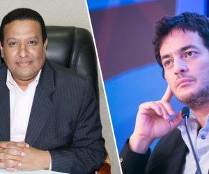 سليم عزوز vs خالد أبوالنجا.. الأول للثانى: «بس يا أهبل»