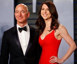 الطلاق يهب «ماكينزي» الثراء.. 36 مليار دولار مكاسب الانفصال