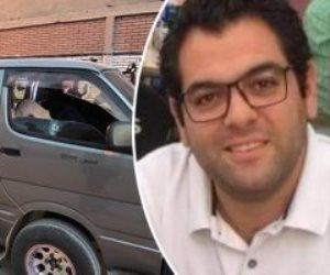 «4 أشخاص وسيارة سوداء» تحكي تفاصيل استشهاد معاون قسم النزهة