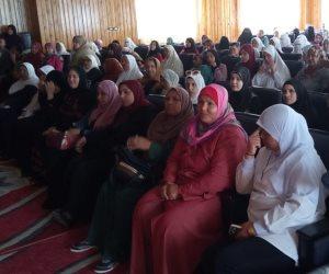 صحة شمال سيناء تكرم 14 أما مثالية بمستشفي العريش العام (صور)