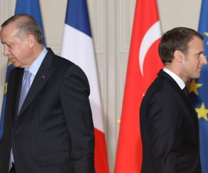 أهداف الديكتاتور العثماني تتعرى.. أردوغان يحاول صرف النظر عن انتهاكاته